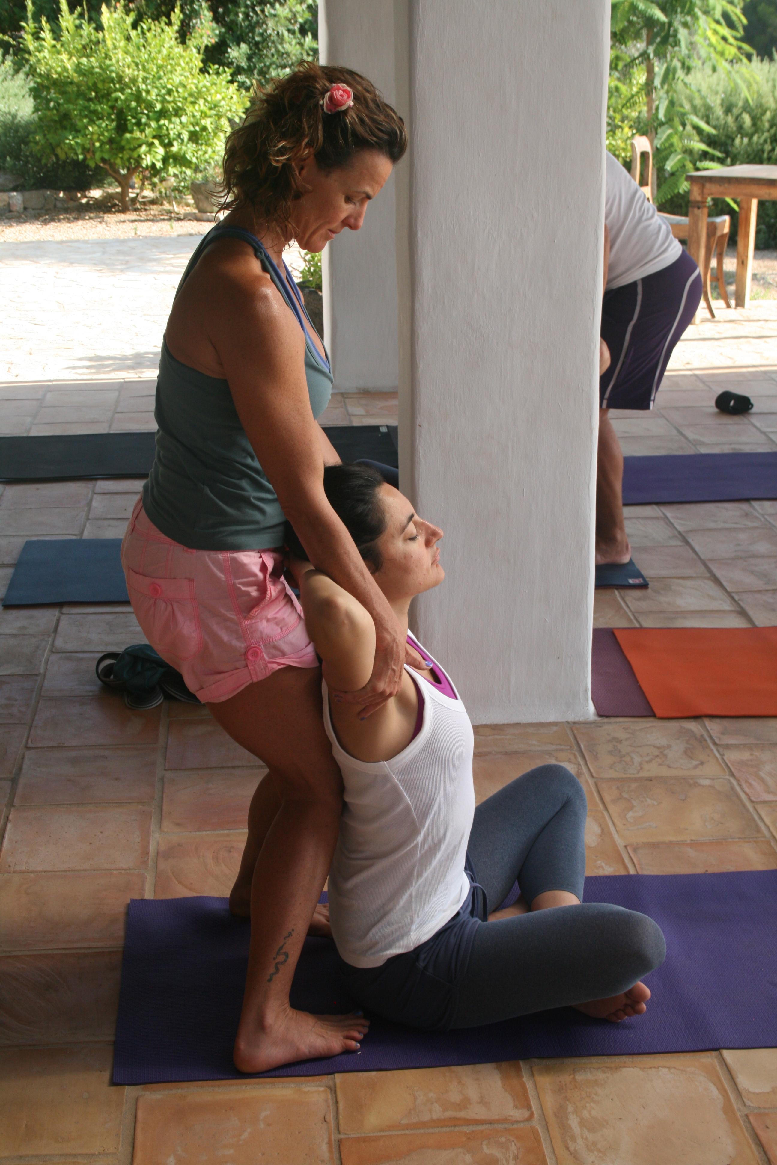 Yoga Retreats Liz Lark Yoga Art
